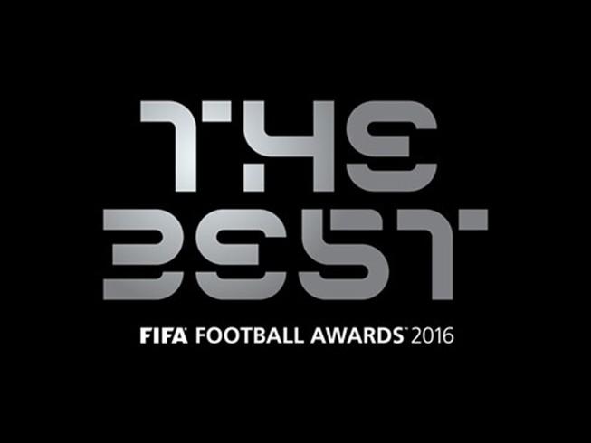 Chính thức công bố giải The best FIFA 2016