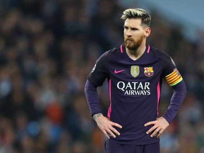Messi đòi ăn thua đủ với cầu thủ Man. City?