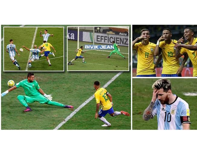 Bị Brazil hạ nhục, Argentina rơi vào khủng hoảng