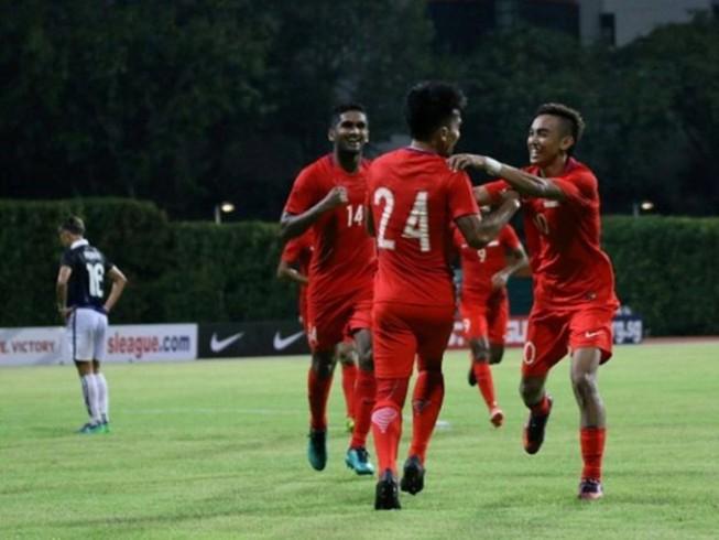 Singapore chạy đà hoàn hảo trước thềm AFF Suzuki Cup