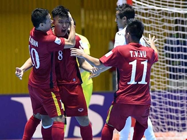 Tuyển Futsal Việt Nam lần đầu tập trung thời hậu Bruno