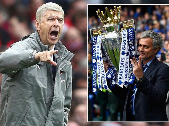 Mourinho 'đá xoáy' Wenger:Câu chuyện 18 tháng và 18 năm
