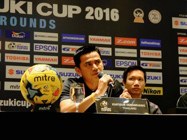Lộ nguyên nhân HLV Kiatisak muốn thắng Philippines