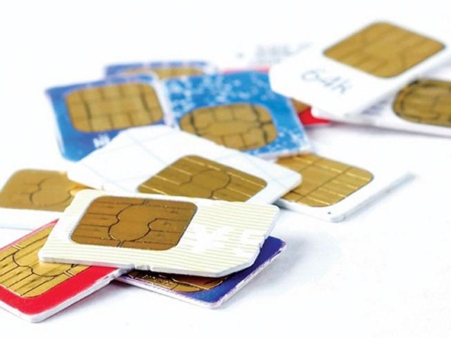 Hơn 10,7 triệu SIM kích hoạt sẵn đã bị khóa
