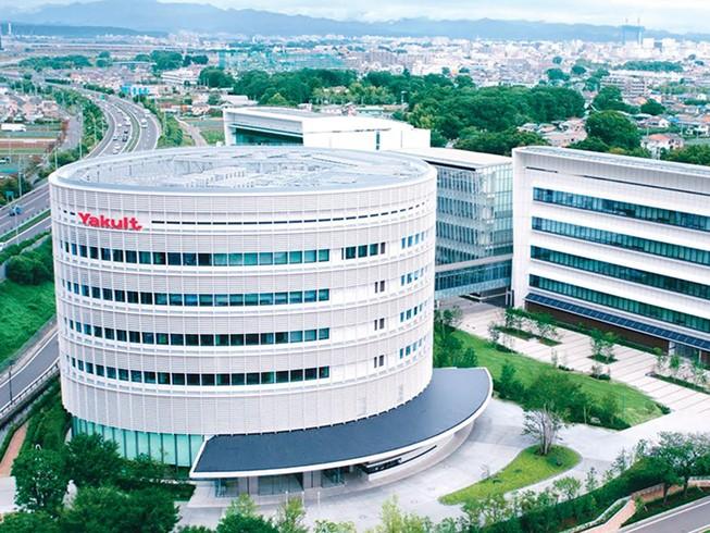Khánh thành viện nghiên cứu vi sinh Yakult tại Nhật Bản