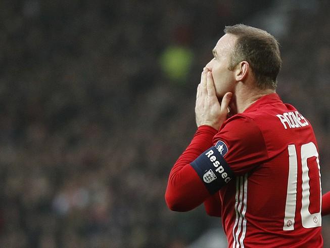 MU thắng dễ trong ngày Rooney lập kỷ lục