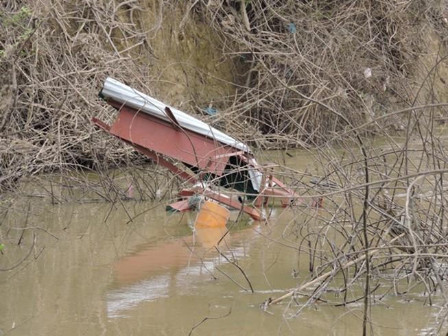 Tìm thấy nạn nhân vụ chìm đò cách hiện trường 3 km