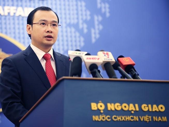 Phản ứng của Việt Nam trước việc Hoa Kỳ rút khỏi TPP