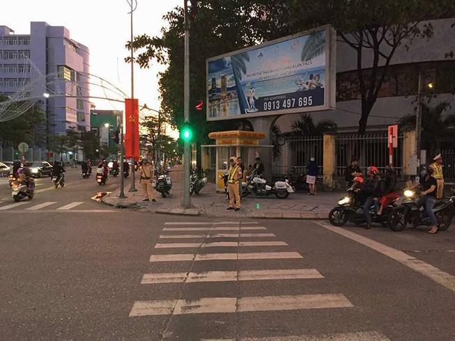 Đà Nẵng không có người chết do TNGT 3 ngày tết
