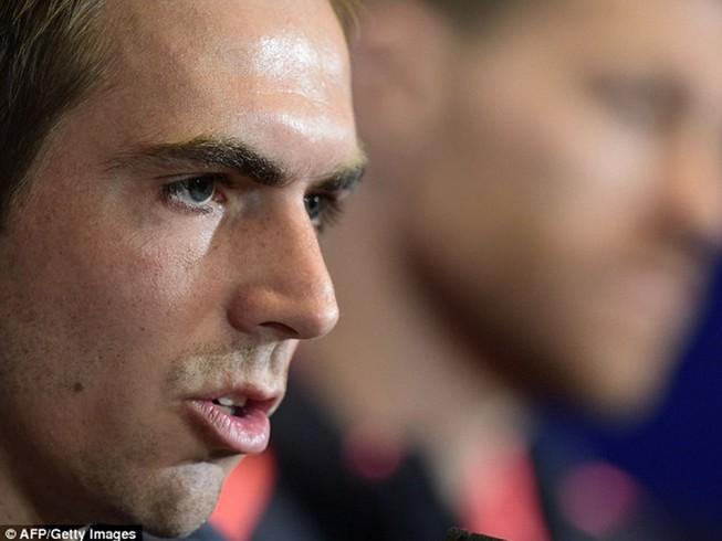 Bayern Munich sốc với kế hoạch bất ngờ của Philipp Lahm