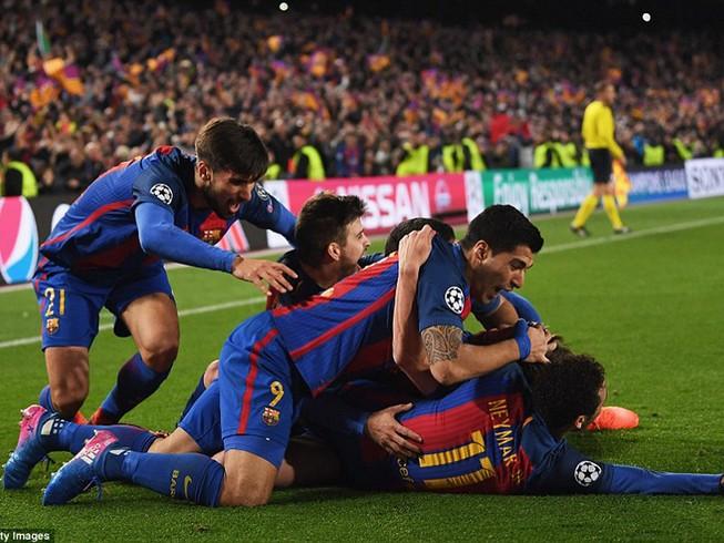 Hủy diệt PSG 6-1, Barca viết lại lịch sử