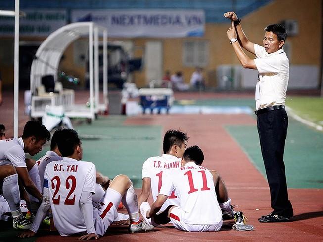 U-20 Việt Nam ít ra sân ở V-League