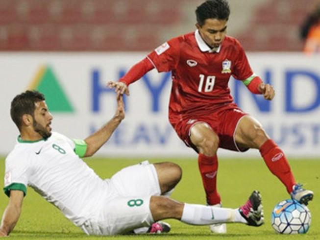 Xem Kiatisak tung 'quả đấm' cuối trước Saudi Arabia