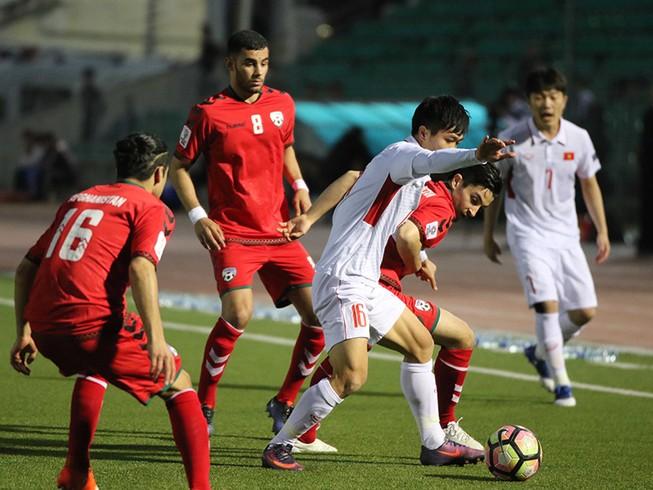Afghanistan – Việt Nam (1-1): Khởi đầu nan!