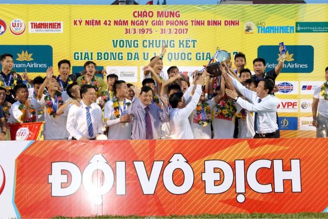 VCK U-19 quốc gia: Chung kết trong mơ, kết thúc bất ngờ