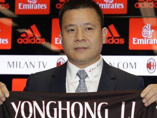 Doanh nhân Trung Quốc mua CLB AC Milan giàu cỡ nào?