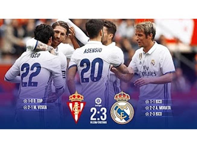 Isco rực sáng, Real Madrid ngược dòng thắng phút 90