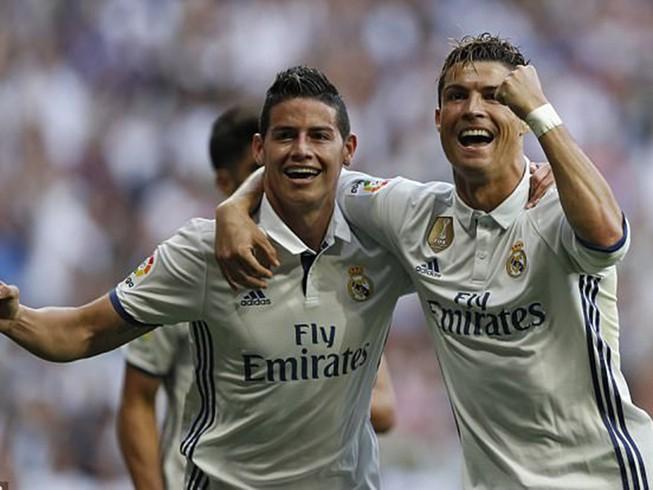 Real Madrid bán Rodriguez để làm gì?