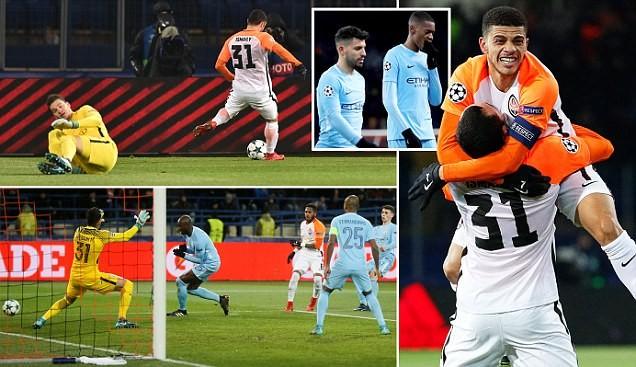 Man City 'buông', Liverpool thắng hủy diệt