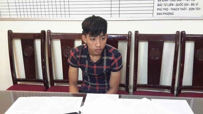 Bắt thanh niên là 'tác giả' của nhiều vụ cướp