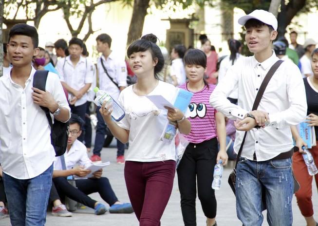 70.000 thí sinh tham gia kỳ thi đánh giá năng lực