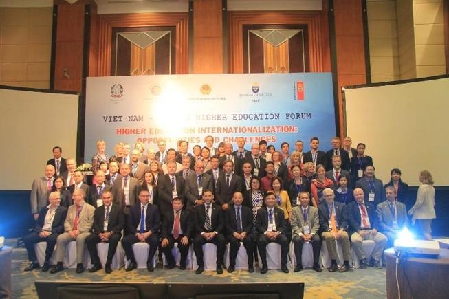 Tăng cường hội nhập quốc tế của giáo dục ĐH Việt Nam