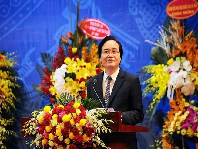 Bộ trưởng Bộ GD&ĐT gửi thư chúc mừng nhân ngày 20-11