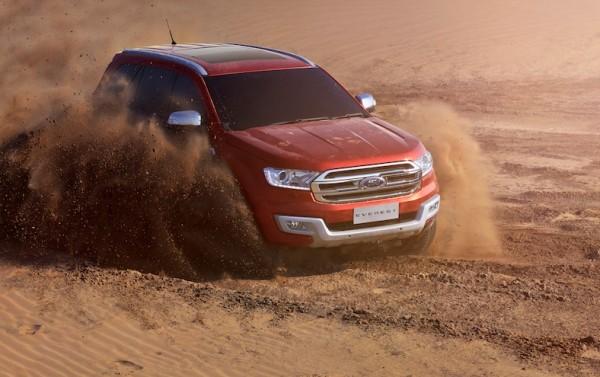 Ford Việt Nam công bố giá xe mới