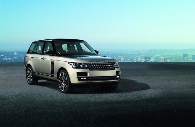 Mời lái thử các dòng xe Jaguar Land Rover