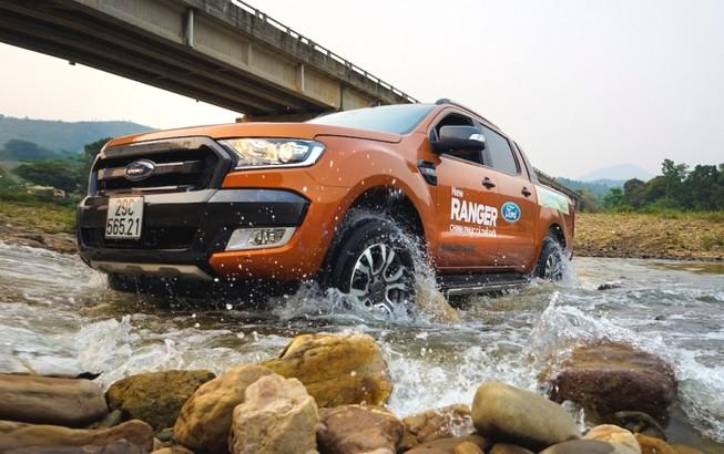 EcoSport, Ranger và Transit giúp Ford tiếp tục lập kỷ lục