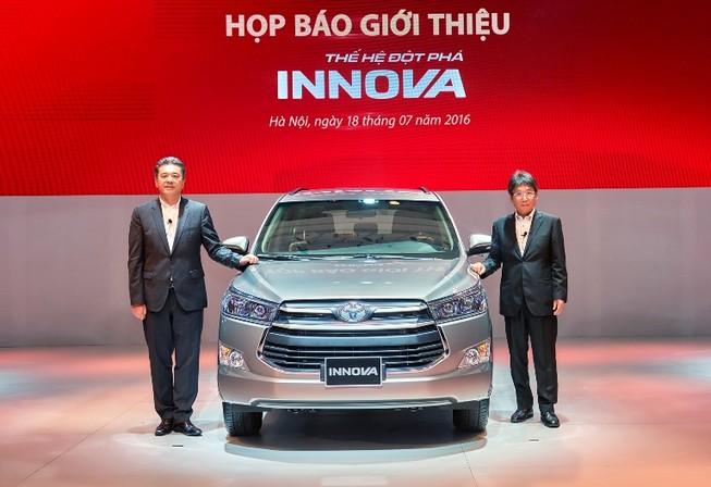 Tháng 7, mỗi ngày Toyota bán được gần 175 xe