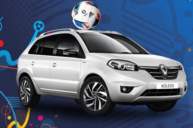 Cập nhật bảng giá mới nhất xe Renault