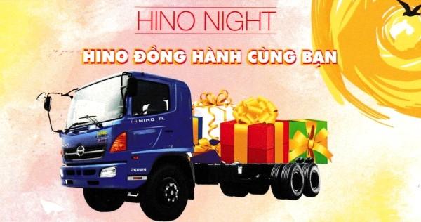 Công ty Hino Vĩnh Thịnh tổ chức tri ân khách hàng
