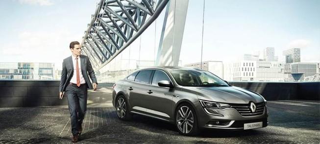 Renault Talisman - cái tên mới có gì mới?