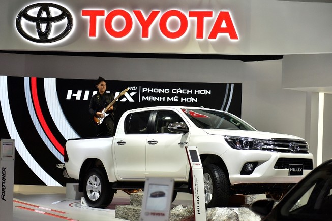 Vios, Altis giúp Toyota tăng trưởng bền vững