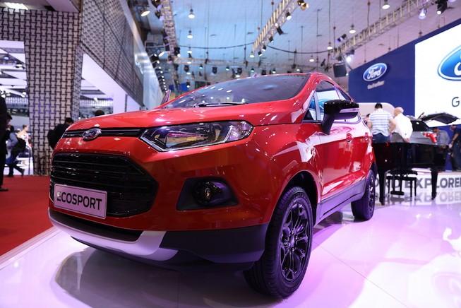 Ranger, EcoSport và Transit giúp Ford thiết lập kỷ lục