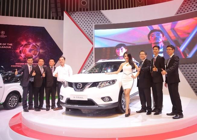 """Nissan và phong cách """"Chuyển động thông minh"""""""