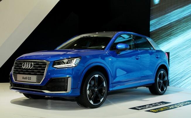 Audi Q2 và Audi A5 Coupe giành giải thưởng lớn