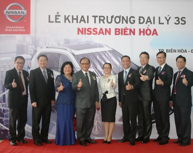 Nissan Việt Nam khai trương đại lý 3S tại Đồng Nai