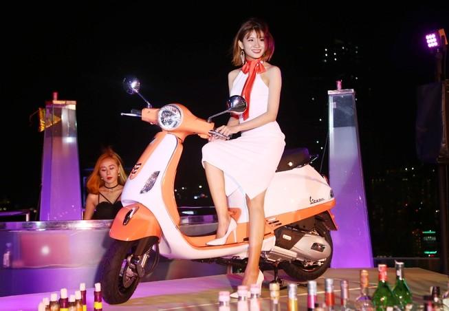 Vespa LX iGet 125cc mới: 67,9 triệu đồng