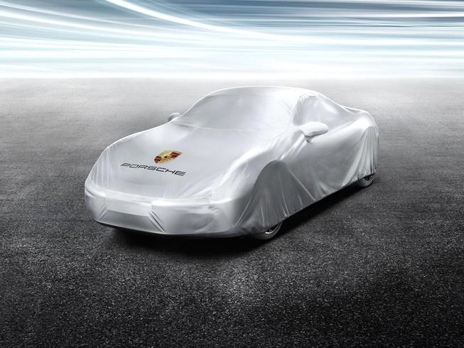 Porsche ưu đãi dịch vụ chăm sóc xe mùa nóng