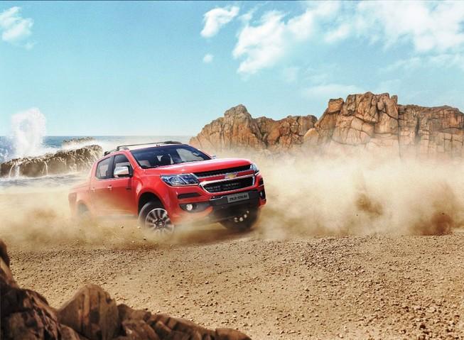 Hãy đến và trải nghiệm Chevrolet Colorado mới