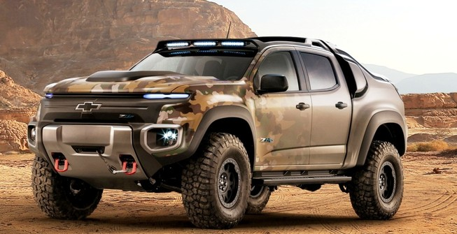 Ngỡ ngàng các mẫu xe tải Chevrolet trong 100 năm qua
