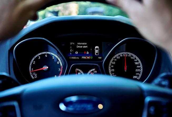 'Biểu tượng ly cà phê' giúp cảnh báo người lái xe