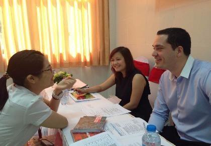 Các doanh nghiệp châu Âu tăng trưởng tốt tại Việt Nam