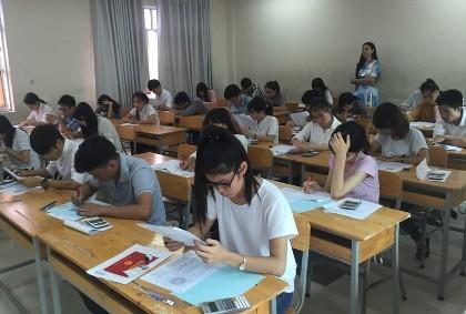 Trường ĐH Luật TP.HCM công bố điểm xét trúng tuyển