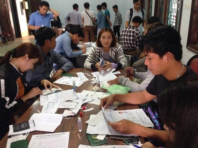 Hơn 21.600 người đăng ký thi tiếng Hàn lần thứ 11