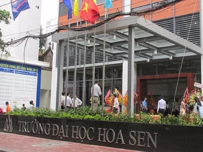 Trường ĐH Hoa Sen phản hồi quyết định của UBND TP.HCM