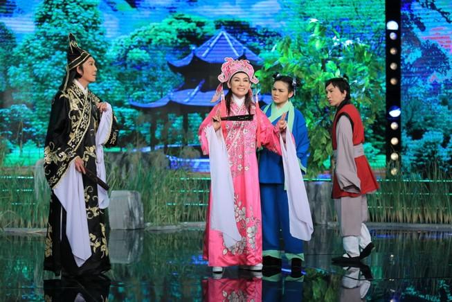 Ngôi sao cải lương Vũ Linh tham gia 'Danh hài đất Việt'