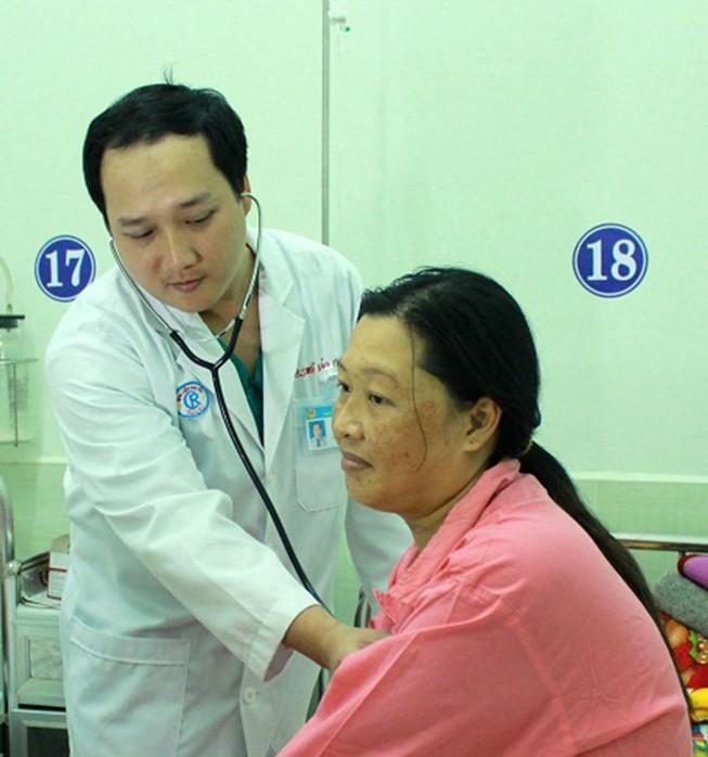 Cứu sống thai phụ bị mắc bệnh lý tim hiếm gặp